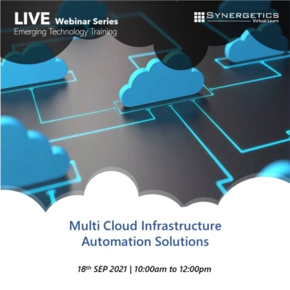 Multi Cloud Infrastructure Automation Solutions